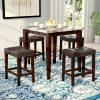 Miskell 5 Piece Dining Sets (Photo 25 of 25)