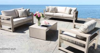 Modern Patio Conversation Sets