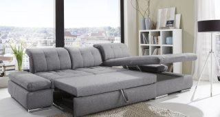 Chaise Sectional Sleepers