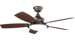 Wet Rated Outdoor Ceiling Fans With Light