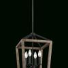 Carmen 8-Light Lantern Tiered Pendants (Photo 22 of 25)