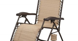 Chaise Lounge Strap Chairs