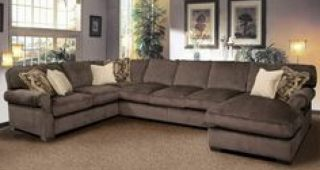 Sectional Sofas With High Backs