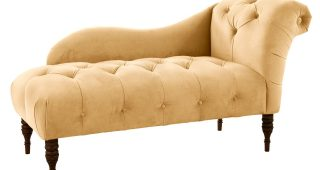 Tufted Chaise Lounges
