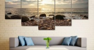 Cheap Wall Canvas Art