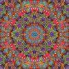 Kaleidoscope Wall Art (Photo 1 of 15)