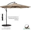 Imogen Hanging Offset Cantilever Umbrellas (Photo 7 of 25)