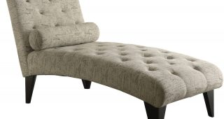 Tufted Chaise Lounge Chairs