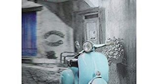 Vespa 3D Wall Art