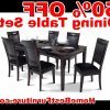 Caira 7 Piece Rectangular Dining Sets With Upholstered Side Chairs (Photo 21 of 25)