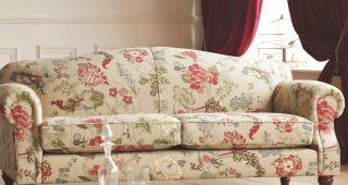 Chintz Fabric Sofas