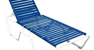 Maureen Outdoor Folding Chaise Lounge Chairs