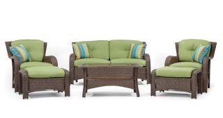 Lowes Patio Furniture Conversation Sets