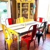 Colourful Dining Tables And Chairs (Photo 25 of 25)