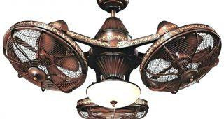 Low Profile Outdoor Ceiling Fans With Lights