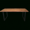 Brussels Reclaimed European Barnwood Dining Tables (Photo 6 of 25)
