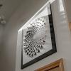 Optical Illusion Wall Art (Photo 2 of 15)