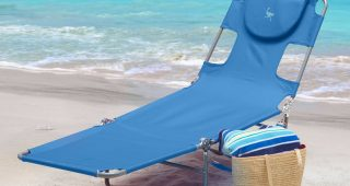 Ostrich Chair Folding Chaise Lounges