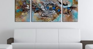 Overstock Abstract Wall Art