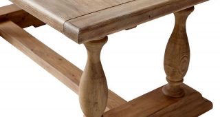 Parkmore Reclaimed Wood Extending Dining Tables