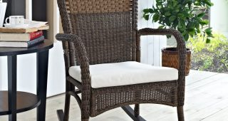 Patio Rocking Chairs With Covers