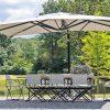 Maidenhead Cantilever Umbrellas (Photo 22 of 25)