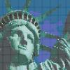 Pixel Mosaic Wall Art (Photo 3 of 15)