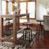 Castellanos Modern 5 Piece Counter Height Dining Sets (Photo 11 of 25)