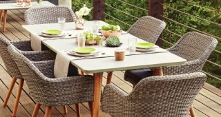 Rona Patio Rocking Chairs