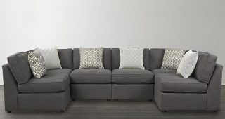 Small U Shaped Sectional Sofas