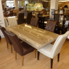 Marble Dining Tables Sets (Photo 19 of 25)
