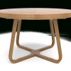 8 Seater Wood Contemporary Dining Tables With Extension Leaf (Photo 21 of 25)