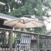 Irven Cantilever Umbrellas (Photo 4 of 25)