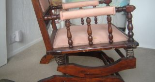 Rocking Chairs With Springs