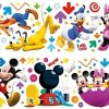 Mickey Mouse Clubhouse Wall Art (Photo 11 of 15)