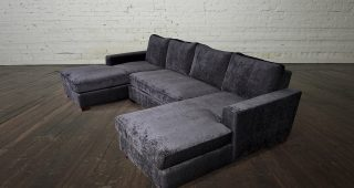 2 Person Indoor Chaise Lounges