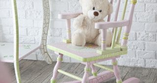 Rocking Chairs At Roses