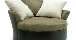 Round Chaise Lounges