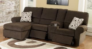 Sectional Couches With Recliner And Chaise