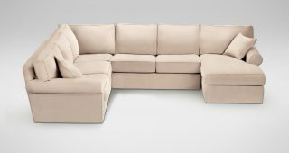 Sectional Sofas At Ethan Allen