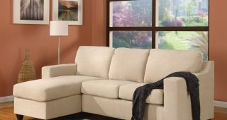 Small Couches With Chaise Lounge