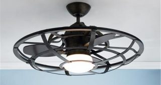 Small Outdoor Ceiling Fans With Lights