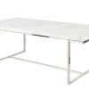 Dining Tables With Brushed Stainless Steel Frame (Photo 1 of 25)