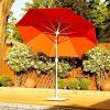 Custom Sunbrella Patio Umbrellas (Photo 14 of 15)