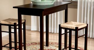 Tenney 3 Piece Counter Height Dining Sets