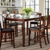 Debby Small Space 3 Piece Dining Sets (Photo 11 of 25)