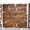 Natural Wood Wall Art (Photo 10 of 15)