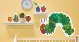Very Hungry Caterpillar Wall Art