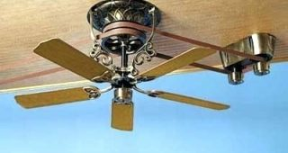 Victorian Outdoor Ceiling Fans