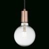 Vintage Edison 1-Light Bowl Pendants (Photo 23 of 25)